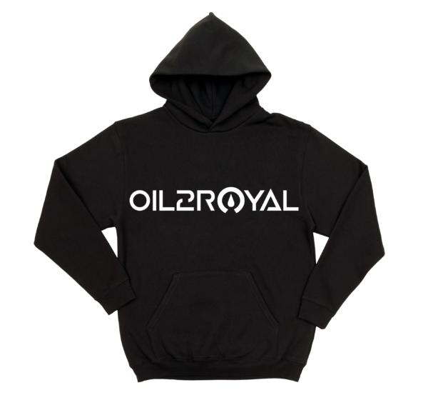hoodie oil2royal